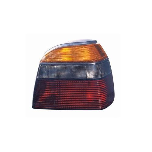 Combination Rearlight VAN WEZEL 5880934 VW