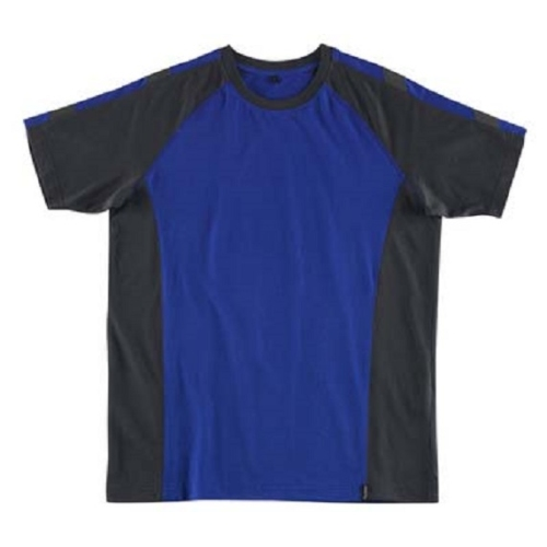 MASCOT T-SHIRT POTSDAM M IN GRAIN BLUE / BLACK articel nr.: 50567-959-11010M