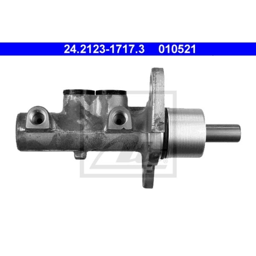 Hauptbremszylinder ATE 24.2123-1717.3 PORSCHE VAG