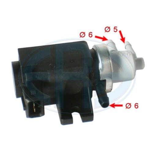 Pressure Converter, exhaust control ERA 555156A FORD RENAULT VW