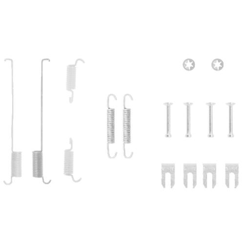 Accessory Kit, brake shoes BOSCH 1 987 475 219 FIAT FORD LANCIA