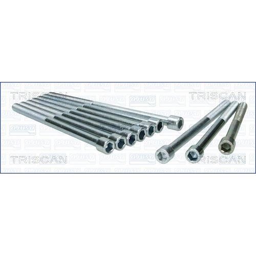 Zylinderkopfschraubensatz TRISCAN 98-6800 SKODA