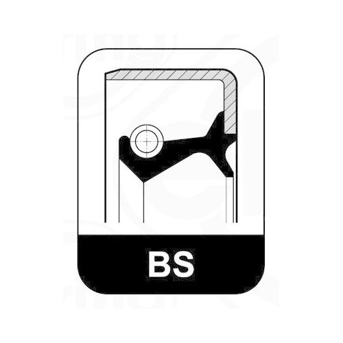 Seal Ring ELRING 040.673 BMW FORD MITSUBISHI VOLVO