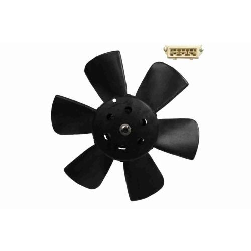 Fan, radiator VEMO V15-01-1814 Original VEMO Quality AUDI SEAT SKODA VW VAG