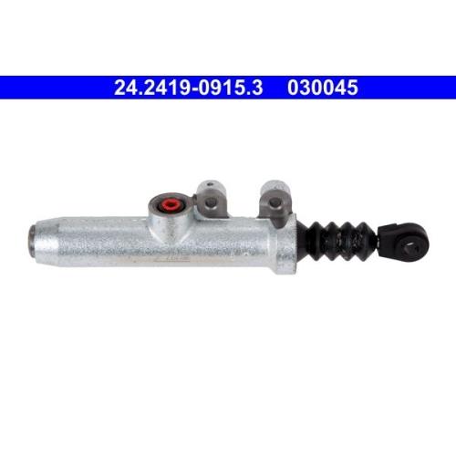 Geberzylinder, Kupplung ATE 24.2419-0915.3 MERCEDES-BENZ