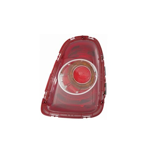 Combination Rearlight VAN WEZEL 0508922 MINI