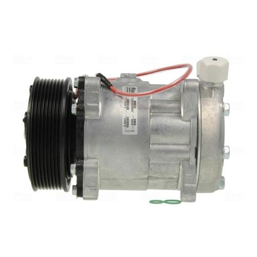 Kompressor, Klimaanlage NISSENS 89632 NEW HOLLAND