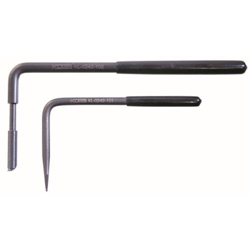 GEDORE Demontagewerkzeugsatz KL-0242-10