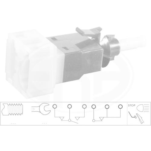 Brake Light Switch ERA 330532 MERCEDES-BENZ