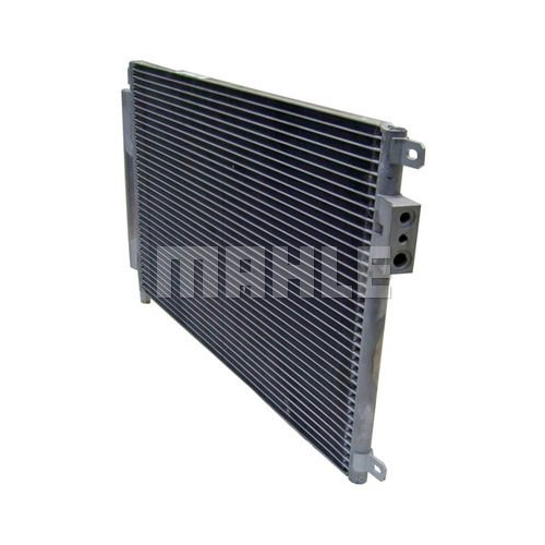 Condenser, air conditioning MAHLE AC 787 000S FIAT FORD
