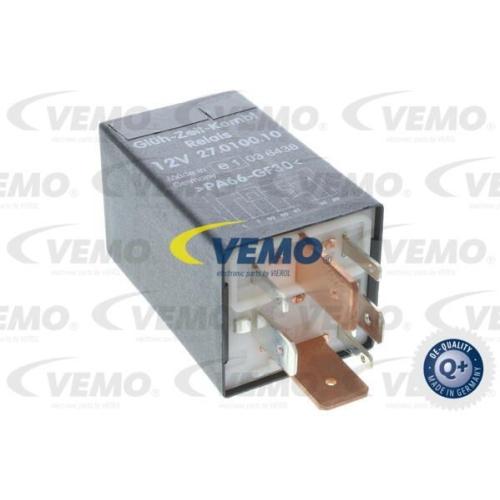 Relay, glow plug system VEMO V15-71-0021 AUDI SEAT SKODA VW STEYR PIAGGIO VAG