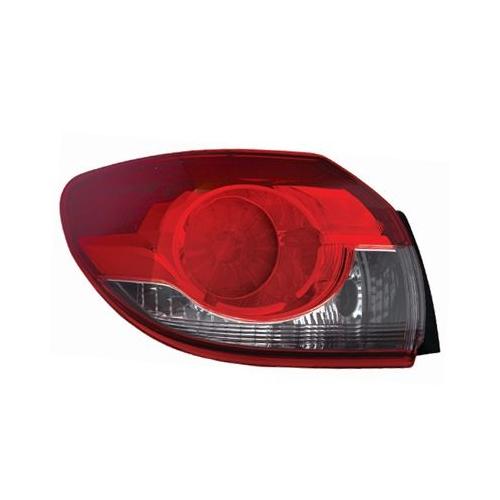 Combination Rearlight VAN WEZEL 2766935 MAZDA