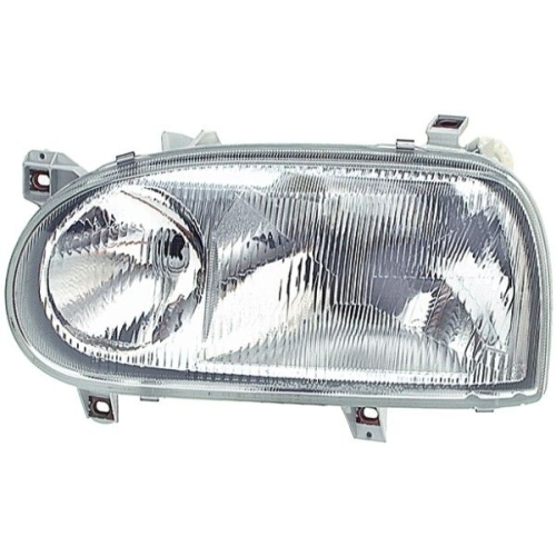 Headlight HELLA 1DJ 006 360-661 VW