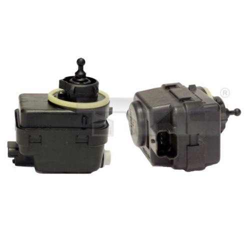 Control, headlight range adjustment TYC 20-11605-MA-1