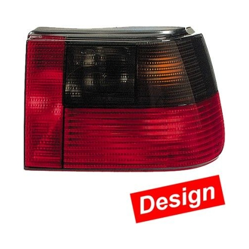 Combination Rearlight HELLA 2VP 962 165-171 SEAT