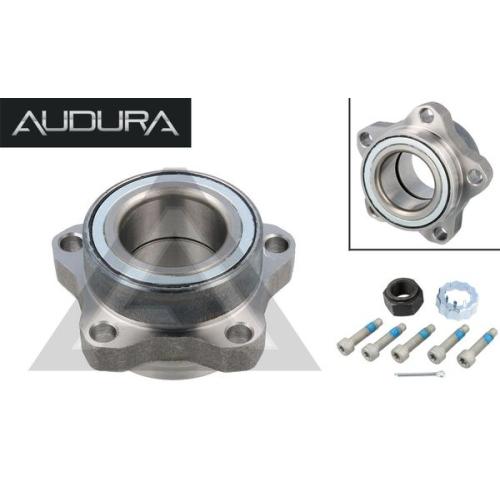 1 Radlagersatz AUDURA passend für FORD FORD USA AR11130