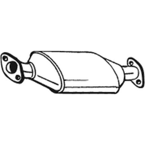 BOSAL Catalytic Converter 099-637