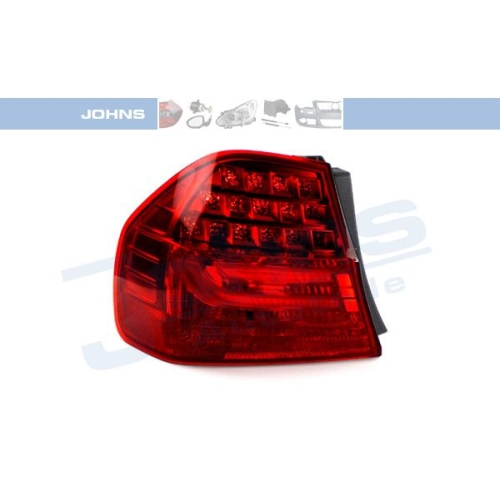 Combination Rearlight JOHNS 20 09 87-3 BMW