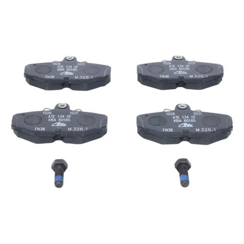 Brake Pad Set, disc brake ATE 13.0460-2928.2 FORD