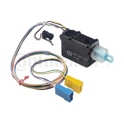 Stellelement, Zentralverriegelung VDO 406-205-007-022V MERCEDES-BENZ VW