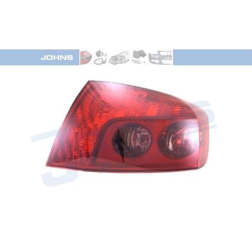 Combination Rearlight JOHNS 57 47 88-1 PEUGEOT