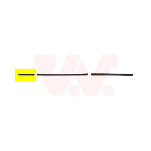 Trim/Protective Strip, wing VAN WEZEL 0646422 BMW