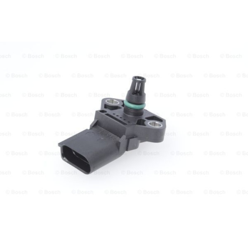 Sensor, boost pressure BOSCH 0 261 230 208 AUDI SEAT VW