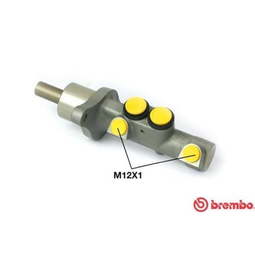 BREMBO Brake Master Cylinder M 85 014