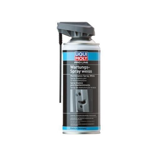 LIQUI MOLY Pro-Line maintenance spray white 400 ml 7387