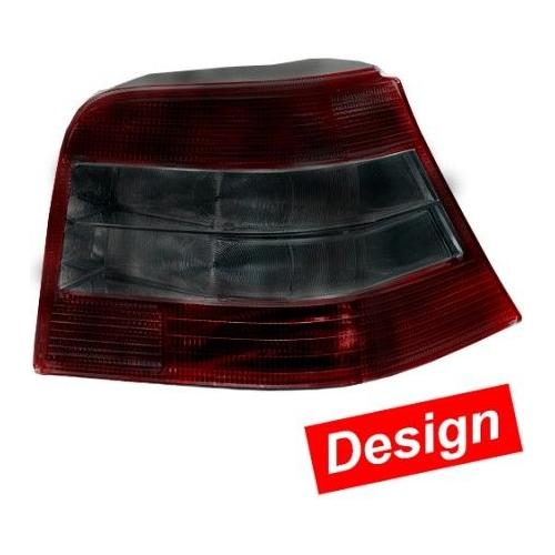 Combination Rearlight Set HELLA 9EL 007 720-821 VW