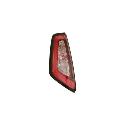 Combination Rearlight VAN WEZEL 1619931 FIAT