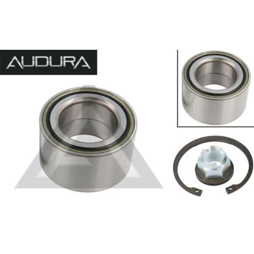 1 Radlagersatz AUDURA passend für NISSAN OPEL RENAULT DACIA AR11185