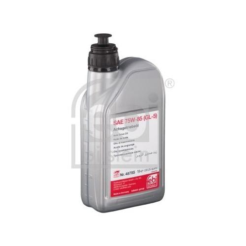 Axle Gear Oil FEBI BILSTEIN 48785 AUDI BMW MERCEDES-BENZ VW