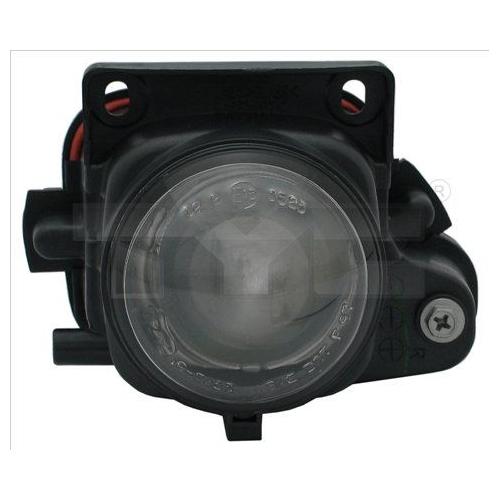 Fog Light TYC 19-5083-05-2 AUDI SEAT