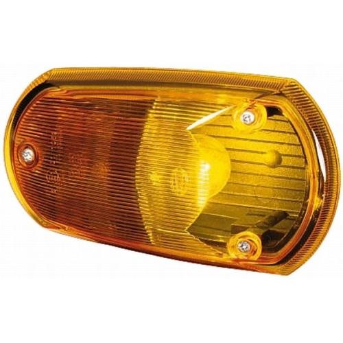 Auxiliary Indicator HELLA 2BM 008 355-001 AEBI AUWÄRTER IKARUS IVECO MAN SCANIA