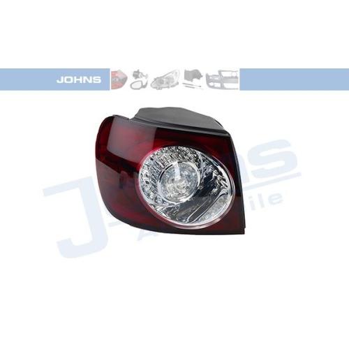 Combination Rearlight JOHNS 95 41 87-4 VW