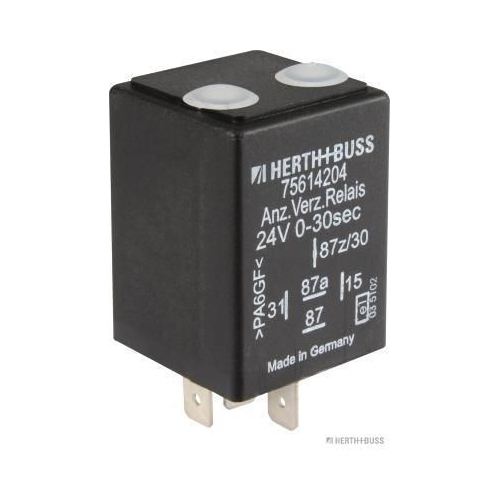 Time Relay HERTH+BUSS ELPARTS 75614204 IVECO VOLVO STEYR