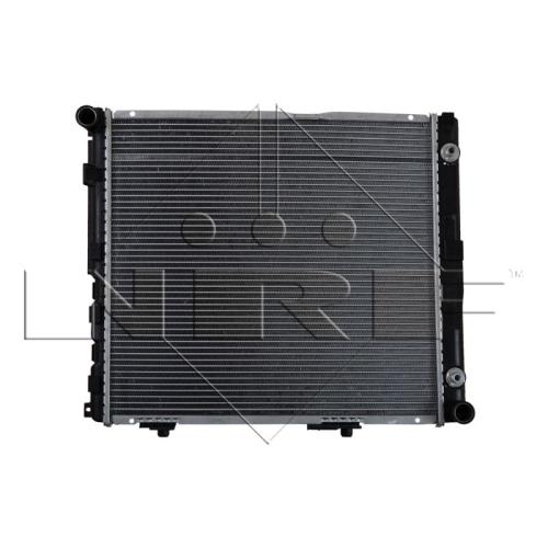 Kühler, Motorkühlung NRF 516573 EASY FIT MERCEDES-BENZ