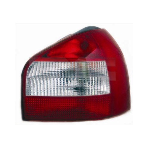 Combination Rearlight TYC 11-0463-01-2 AUDI