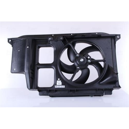 Fan, radiator NISSENS 85007 PEUGEOT DS