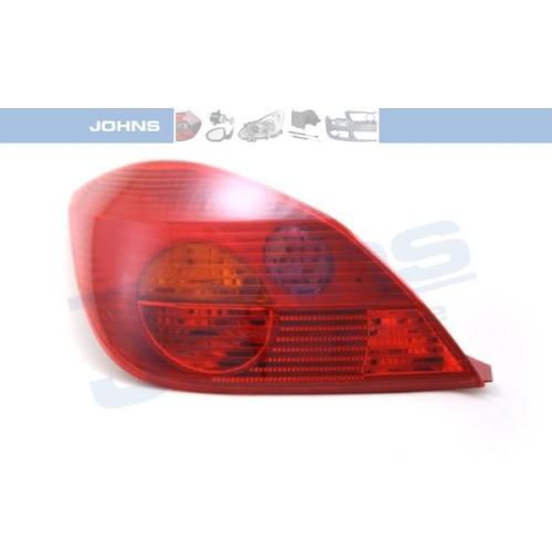 Combination Rearlight JOHNS 55 36 87-1 OPEL