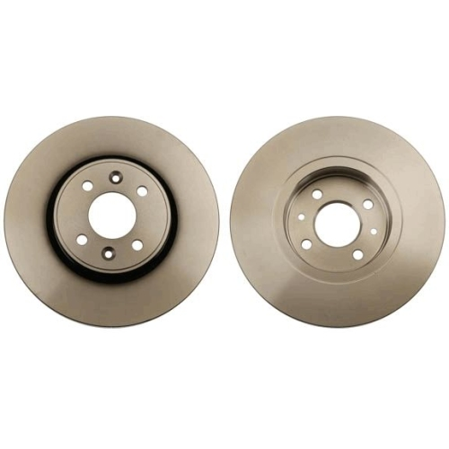 Brake Disc TRW DF4110 RENAULT DACIA