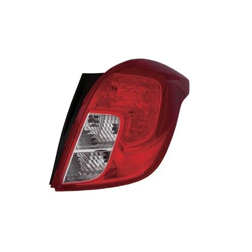 Combination Rearlight VAN WEZEL 3775932 OPEL