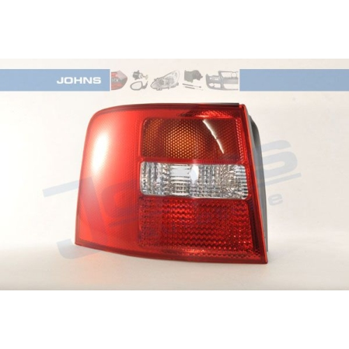 Combination Rearlight JOHNS 13 18 87-6 AUDI