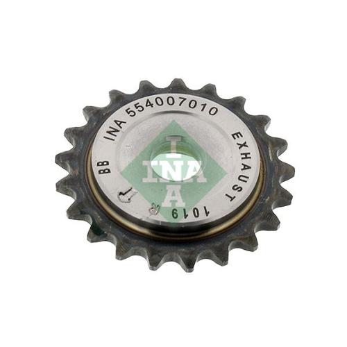 Zahnrad, Ausgleichswelle INA 554 0070 10 OPEL GENERAL MOTORS