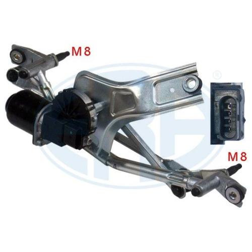 Scheibenreinigungsanlage ERA 460050A FIAT