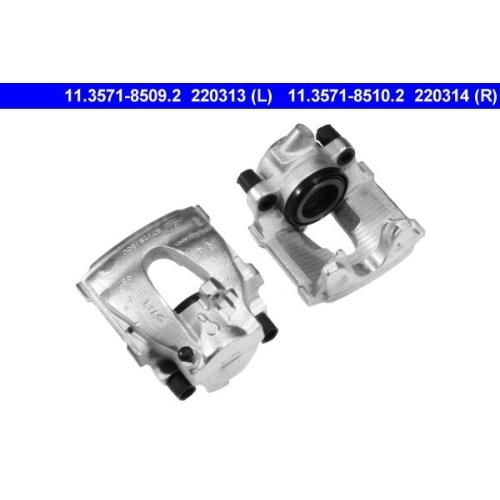 Brake Caliper ATE 11.3571-8510.2 MERCEDES-BENZ