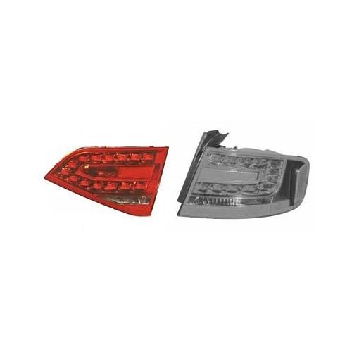 Combination Rearlight VAN WEZEL 0327938 AUDI