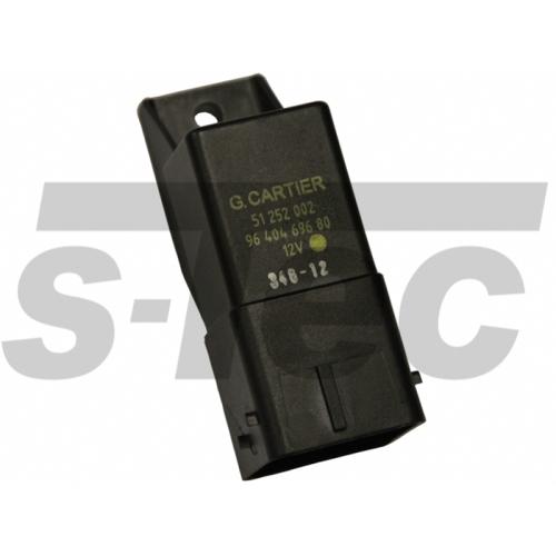 S-TEC Steuergerät, Glühzeit 51252002
