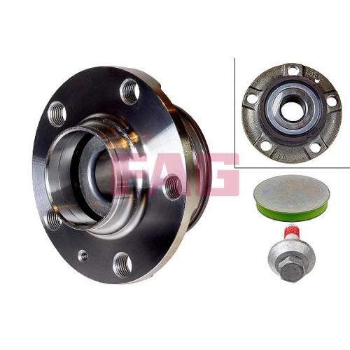 Wheel Bearing Kit FAG 713 6110 50 SEAT VW